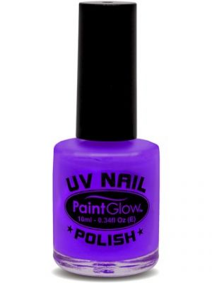 UV Nail Polish Violet 12ml 46029