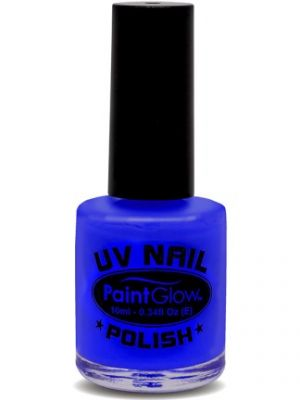 UV Nails Polish Blue 12 ml 46025