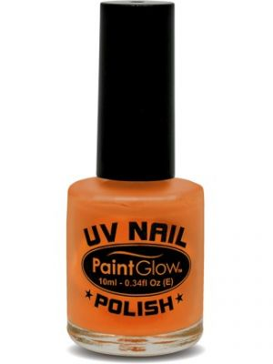 UV Nails Polish Orange 12ml 46027