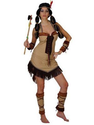 Indian Princess Costume EF-2026