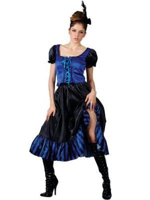 Dancing Saloon Girl Costume EF-2077
