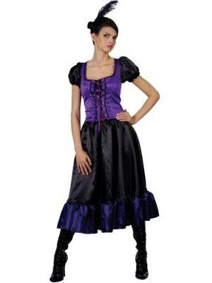 Saucy Saloon Girl Costume EF-2079