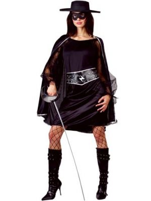 Bandit Beauty Costume EF-2048