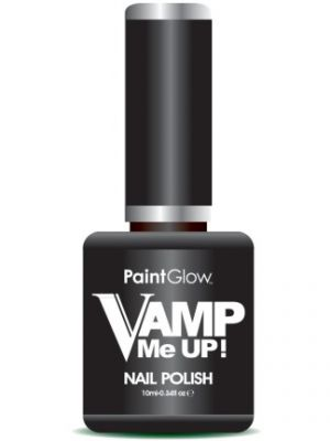 Vamp Me Up Nail Polish Black 10ml 46210