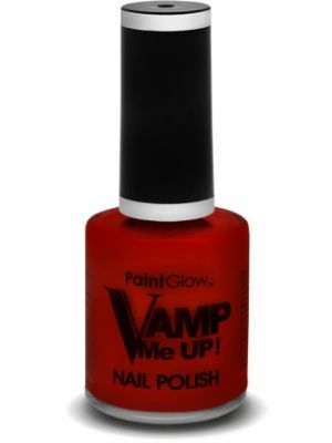 Vamp Me Up Nail Polish Red 10ml 46213