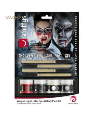 Vampire Liquid Latex Kit 46226