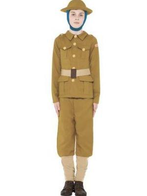 WWI Boy Costume  27037