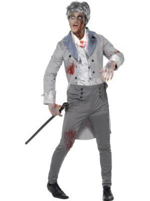 Zombie Gent Costume  44357
