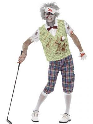 Zombie Golfer Cos tume  23298