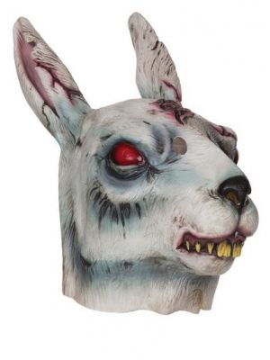 Zombie Rabbit Animal Mask BM478