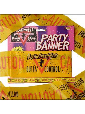 Hen Party Banner C09 252