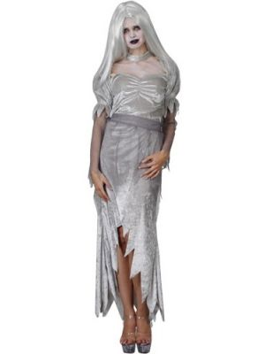 Ghostly Bride Costume HF-5027