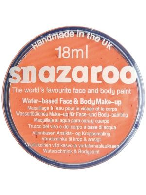 Apricot Snazaroo 18ml Face Paint 1118551