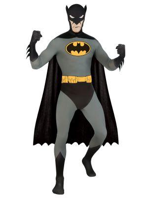 Batman 2nd Skin Costume 880519