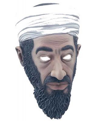 Bin Laden Rubber Mask MA41