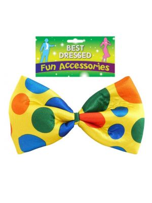 Bow Tie Clown 24 cms U20 365