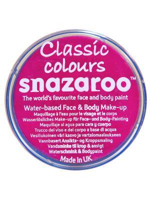 Bright Pink Snazaroo 18ml Face Paint 1118058
