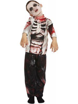 Child Zombie Boy V20 304
