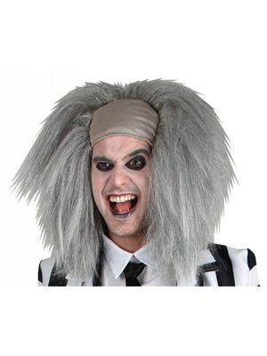 Beetlejuice Crazy Spirit Wig