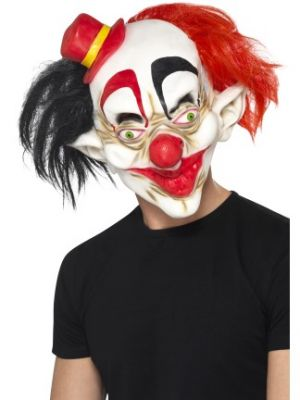 Creepy Clown Mask 44744
