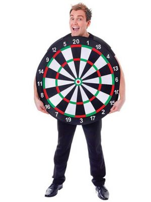 Dart Board Adult Costume FN-8631