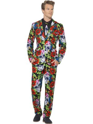 Smiffy's Day of the Dead Suit 41589