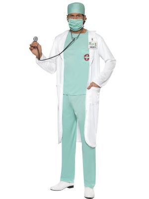 Doctor Costume Smiffys 39482
