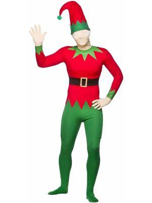 Elf Skinz Fancy Dress Costume FN-8822