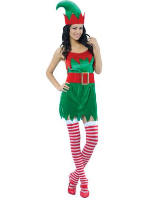 Enchanting Elf Costume XM-4505