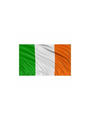 Ireland Irish Flag 5ft x 3ft Rugby Football