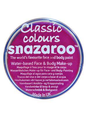 Fuchsia Pink Snazaroo 18ml Face Paint 1118599