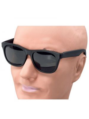 Gangster Specs Black