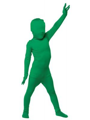 Kids Skinz - Green Wicked Costumes