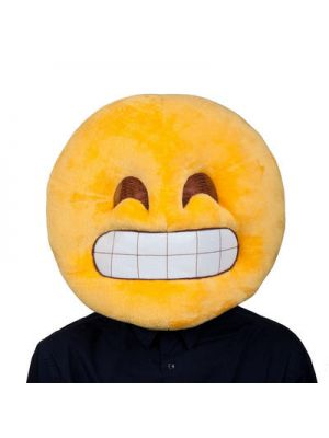 Animal Plush Grin Head 1285