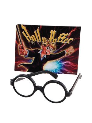 Harry Potter Glasses Wizard