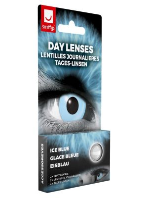 Ice Blue Contact Lenses 1 Day