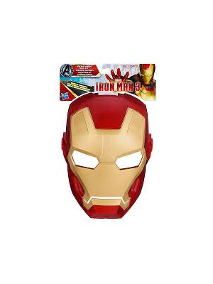 Iron Man Marvel Mask Hasbro Licensed Official