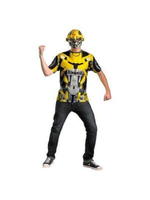 Transformers 3 Dark Of The Moon Movie - Bumblebee Adult Costume Kit - 24667D