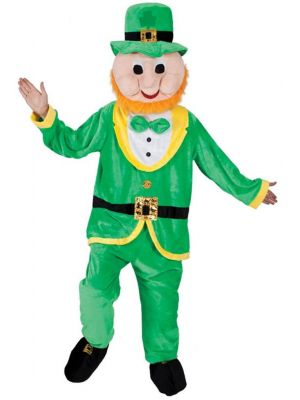Lucky Leprechaun Mascot MA-8557