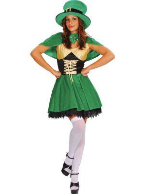 Lucky Leprechaun Costume EF-2004