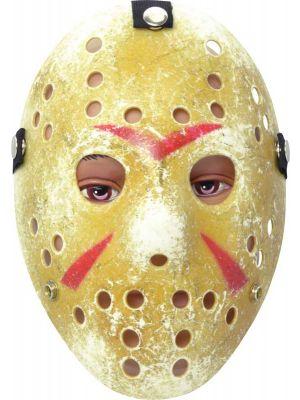 HOCKEY MASK - JASON VS. FREDDY FRIDAY THE 13TH Mask - Horror - Halloween MA097