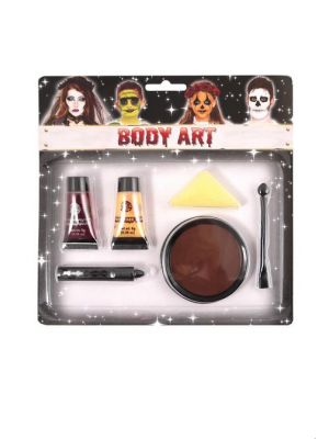 Make up Zombie 6 pc Set v35 328