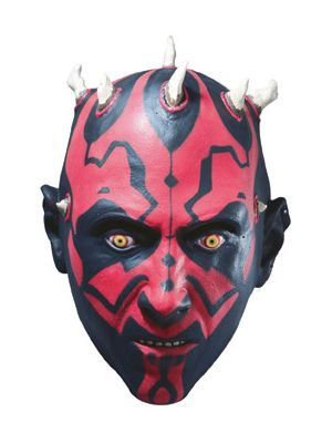 Darth Maul Star Wars Official Mask 2541