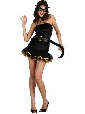 Purrfect Pussycat Costume SF-0101