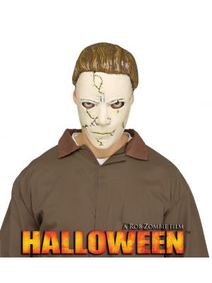Michael Myers Zombie Memory Flex Mask Wicked Costumes
