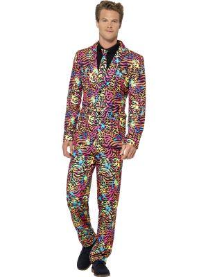 Smiffy's Neon Suit 41585