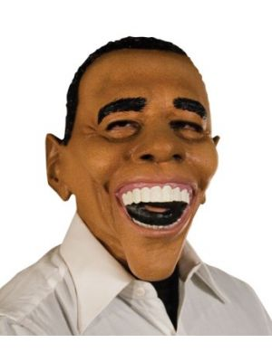 Obama Rubber Mask 1751