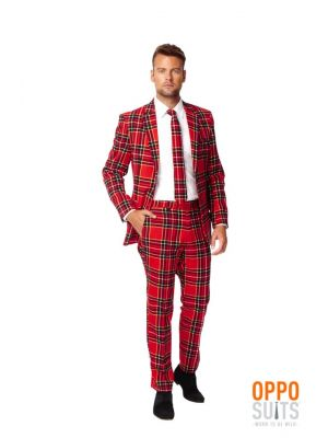 OppoSuits The Lumberjack Fancy Dress Suit