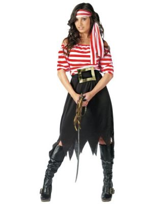 Pirate Maiden Costume Palmer 3434A