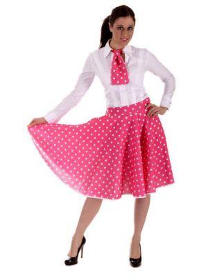 Polka Dot Girl Costume U36 093
